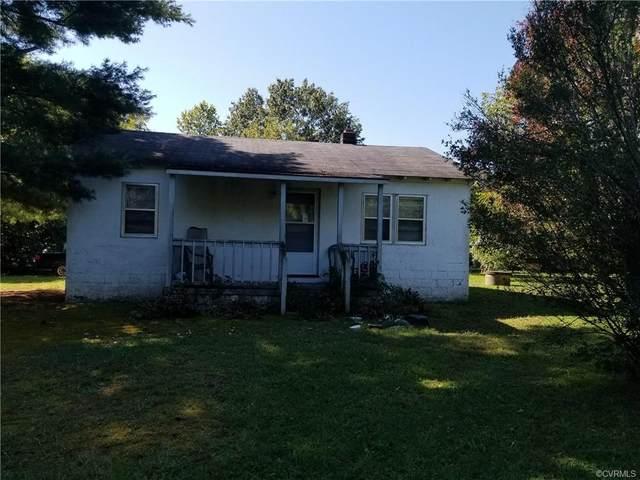 60 W James Anderson Highway, Buckingham, VA 23921 (MLS #2034009) :: Treehouse Realty VA