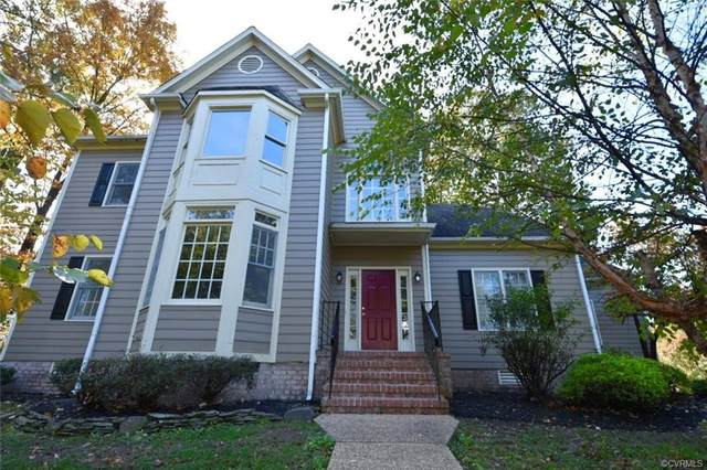 3708 Blue Lake Drive, Henrico, VA 23233 (MLS #2034062) :: The Redux Group