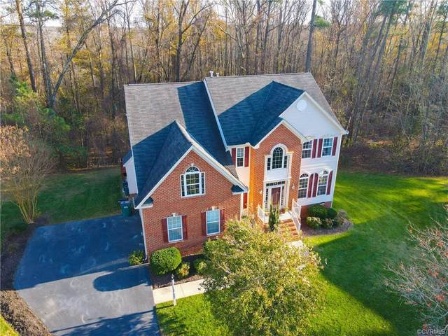 7800 Point Hollow Drive, Henrico, VA 23227 (MLS #2034107) :: The Redux Group
