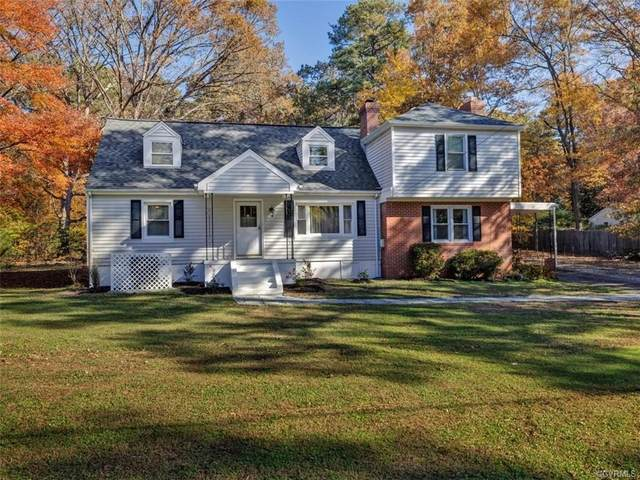 8506 Fordson Road, Henrico, VA 23229 (MLS #2034256) :: The Redux Group