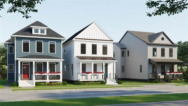 1017 Rennie Avenue, Richmond, VA 23227 (MLS #2034273) :: The Redux Group