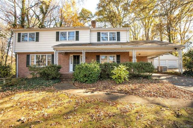 1303 Pump Road, Henrico, VA 23238 (MLS #2034277) :: The Redux Group
