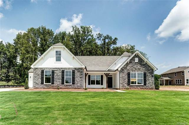 13162 Luck Brothers Drive, Ashland, VA 23005 (MLS #2034285) :: The Redux Group