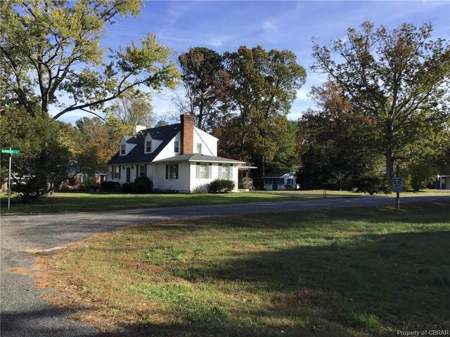 56 Clark Lane, Kilmarnock, VA 22482 (MLS #2034306) :: The Redux Group