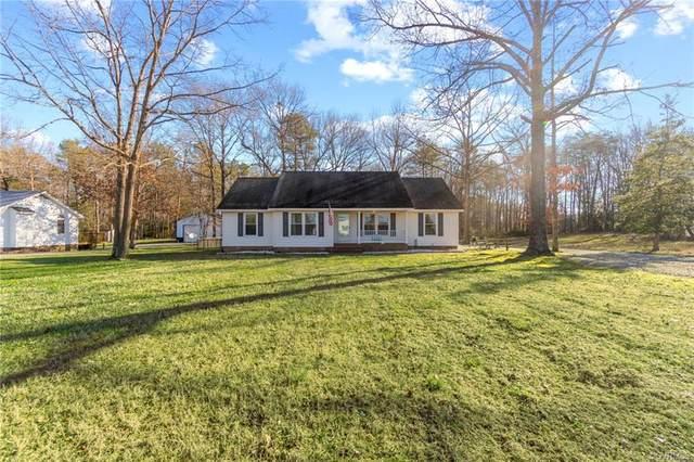 114 Apache Road, Tappahannock, VA 22560 (MLS #2034329) :: Treehouse Realty VA
