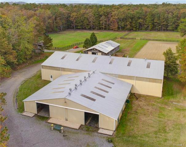 11061 Gould Hill Road, Studley, VA 23069 (MLS #2034396) :: The Redux Group