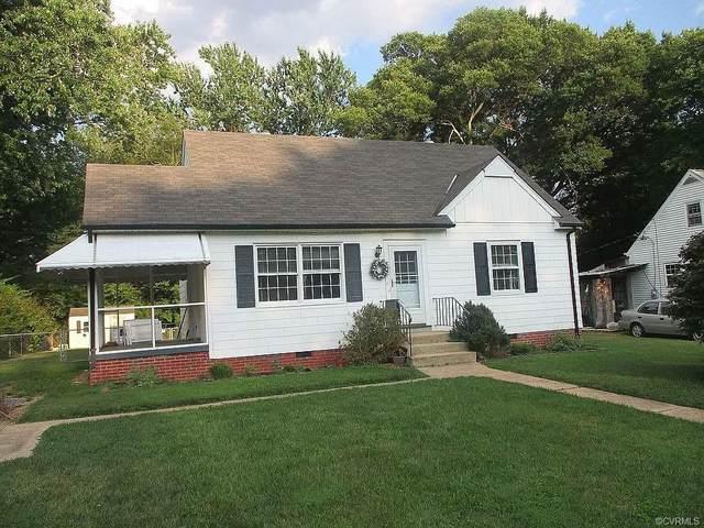 1411 Myradare Drive, Richmond, VA 23229 (MLS #2034415) :: EXIT First Realty