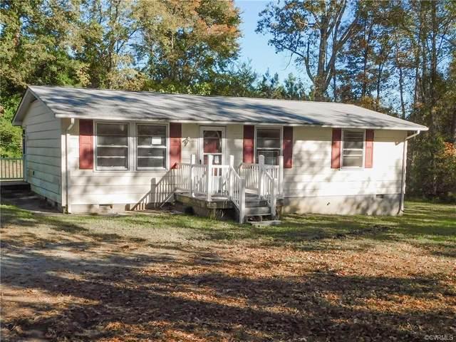 21197 Jefferson Davis Highway, Ruther Glen, VA 22546 (MLS #2034416) :: Treehouse Realty VA