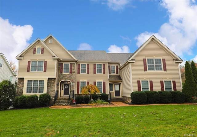 6479 Burnt Mills Lane, Moseley, VA 23120 (MLS #2034447) :: The Redux Group