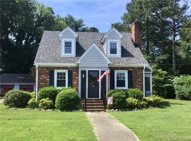 250 Marston Avenue, Urbanna, VA 23175 (MLS #2034448) :: Small & Associates