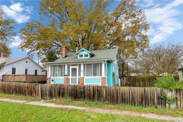 2215 Gordon Avenue, Richmond, VA 23224 (MLS #2034531) :: The RVA Group Realty