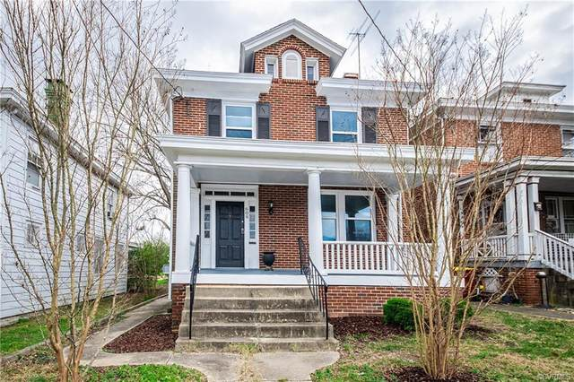609 S Sycamore Street, Petersburg, VA 23803 (MLS #2034549) :: The Redux Group