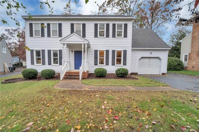 11504 Woodmill Place, North Chesterfield, VA 23236 (MLS #2034556) :: The Redux Group