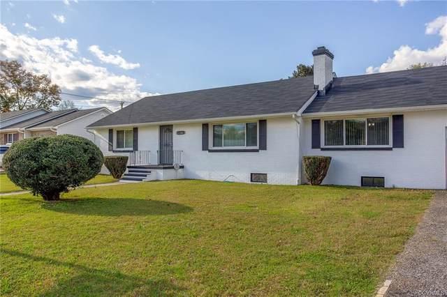 1106 North Avenue, Hopewell, VA 23860 (MLS #2034558) :: Treehouse Realty VA