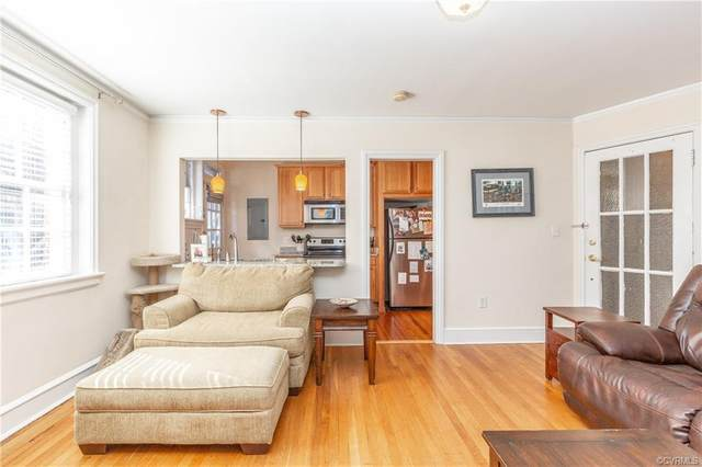 3122 Kensington Avenue U8, Richmond, VA 23221 (MLS #2034587) :: The Redux Group