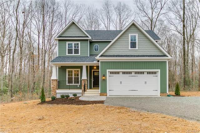 2885 Swanns Peak Cove, Goochland, VA 23063 (MLS #2034601) :: Treehouse Realty VA