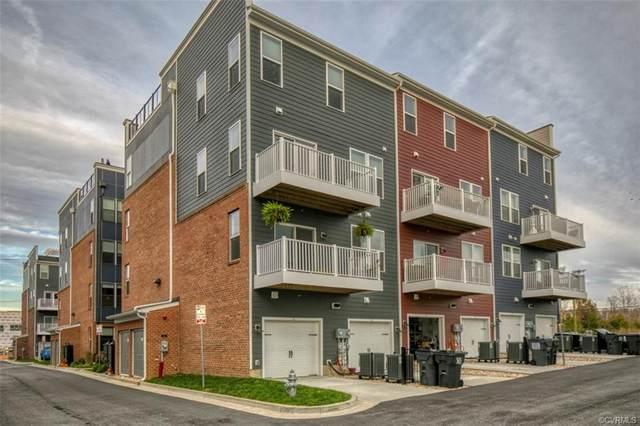 1 Flatwater Row B, Henrico, VA 23231 (MLS #2034621) :: The Redux Group