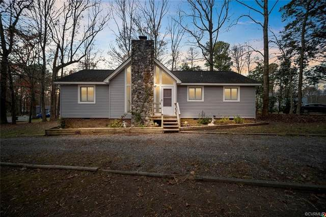 5012 Oakforest Drive, Chesterfield, VA 23832 (MLS #2034626) :: The Redux Group