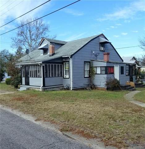 43 Summit Street, Petersburg, VA 23803 (MLS #2034634) :: The Redux Group