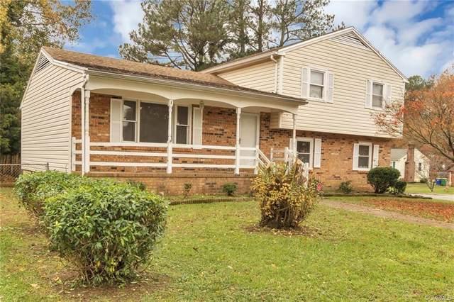 4014 Kippax Drive, Hopewell, VA 23860 (MLS #2034652) :: Treehouse Realty VA