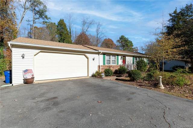 2924 Dundas Road, North Chesterfield, VA 23237 (MLS #2034679) :: The Redux Group