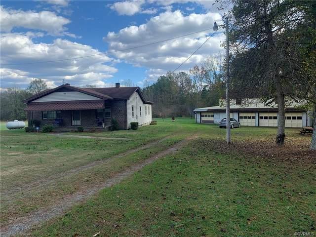 1491 Chapmans Ford Road, Emporia, VA 23847 (MLS #2034693) :: The Redux Group
