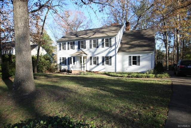 1125 Westcreek Drive, North Chesterfield, VA 23236 (MLS #2034708) :: The Redux Group