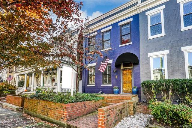 2121 Floyd Avenue, Richmond, VA 23220 (MLS #2034709) :: The Redux Group