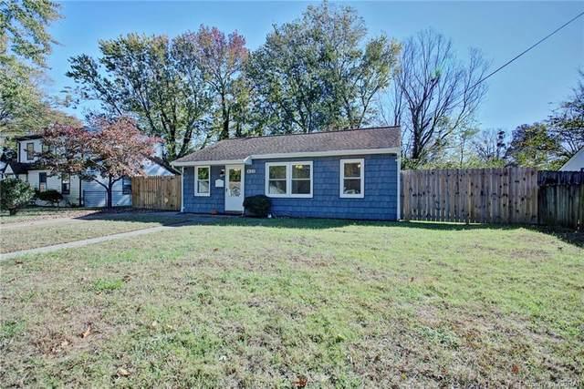 423 Cedar Drive, Hampton, VA 23669 (MLS #2034789) :: The Redux Group
