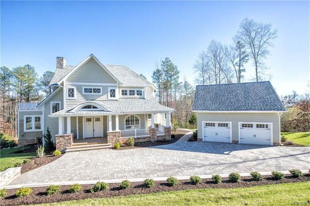 2107 Old Castle Court, Midlothian, VA 23112 (MLS #2034860) :: Blake and Ali Poore Team