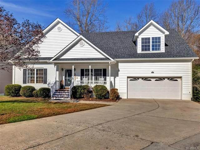 4206 Maughan House Terrace, Chester, VA 23831 (MLS #2034861) :: The Redux Group