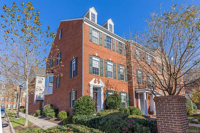 3831 Maher Manor, Henrico, VA 23060 (MLS #2034900) :: The Redux Group