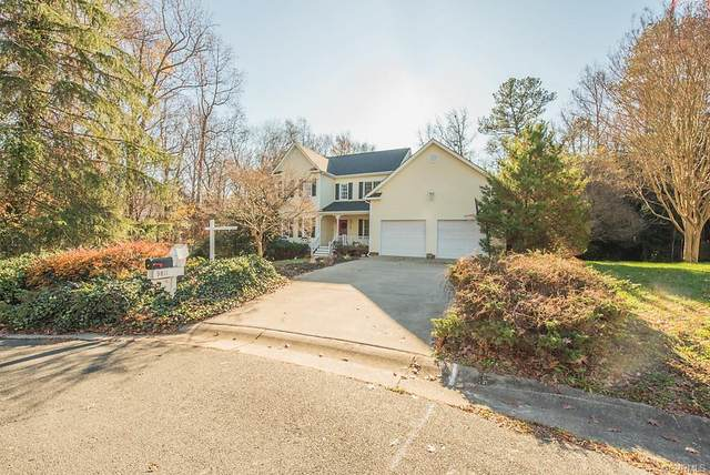 9811 Littlerock Court, Mechanicsville, VA 23116 (MLS #2034912) :: Blake and Ali Poore Team