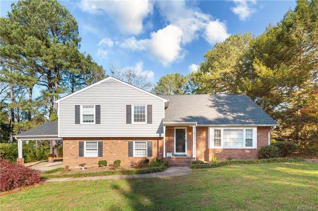 9720 Swansea Road, Chesterfield, VA 23236 (MLS #2034913) :: The RVA Group Realty