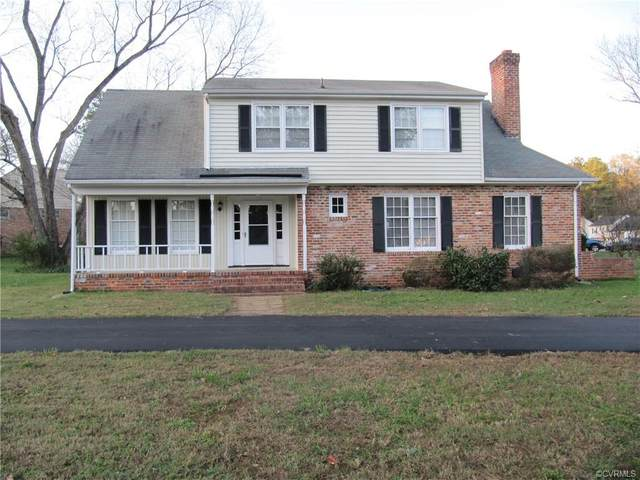 1300 Stoneycreek Drive, Henrico, VA 23238 (MLS #2034916) :: The Redux Group