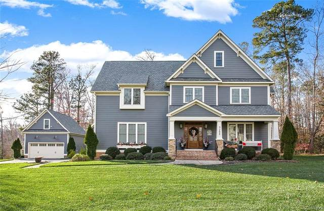9200 Barrows Ridge Court, Chesterfield, VA 23838 (MLS #2034953) :: Blake and Ali Poore Team