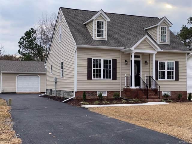 413 Willomett Avenue, Henrico, VA 23227 (MLS #2034979) :: Village Concepts Realty Group