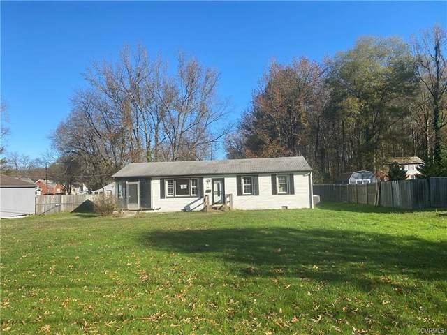 220 Henry Clay Road, Ashland, VA 23005 (MLS #2034999) :: Treehouse Realty VA
