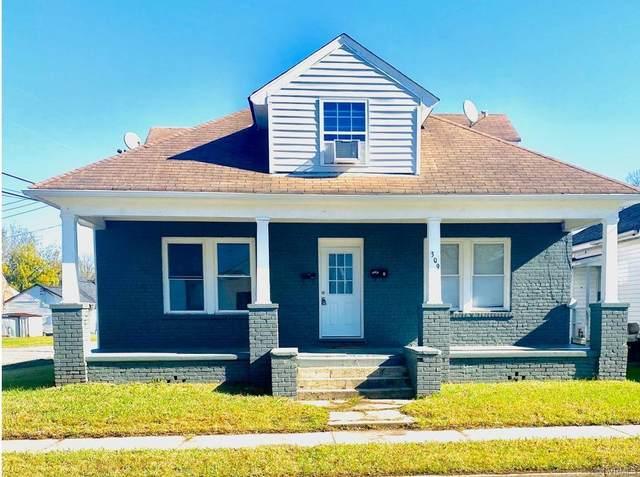 309 Memorial Avenue, Hopewell, VA 23860 (MLS #2035000) :: The Redux Group