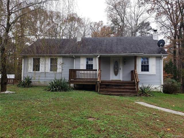 358 Carter Town Road, Warsaw, VA 22572 (MLS #2035024) :: Treehouse Realty VA