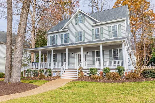 10367 Brickerton Drive, Mechanicsville, VA 23116 (MLS #2035037) :: The Redux Group