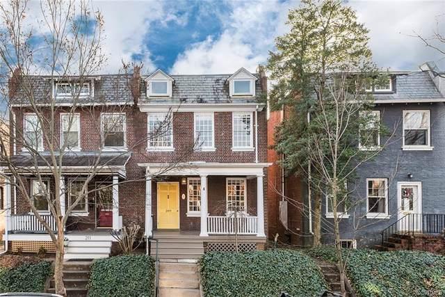 209 Tilden Street, Richmond, VA 23221 (MLS #2035043) :: Small & Associates