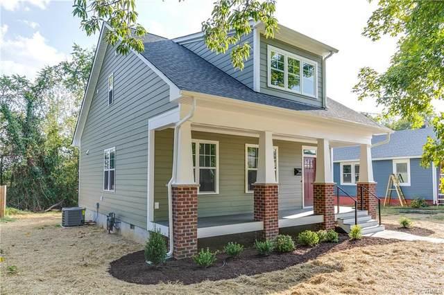 3908 Corbin Street, Richmond, VA 23222 (MLS #2035056) :: Treehouse Realty VA