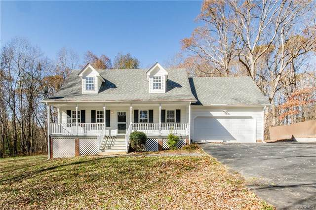 2509 Georges Road, Powhatan, VA 23139 (MLS #2035064) :: Village Concepts Realty Group