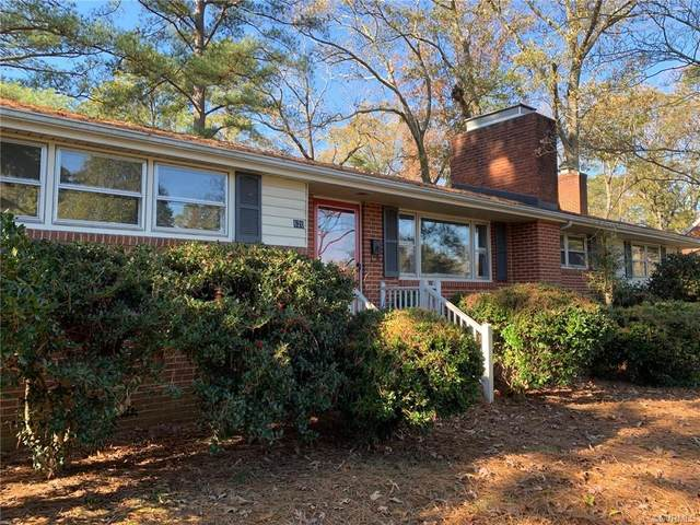 620 E Tennessee Avenue, Crewe, VA 23930 (MLS #2035079) :: The Redux Group