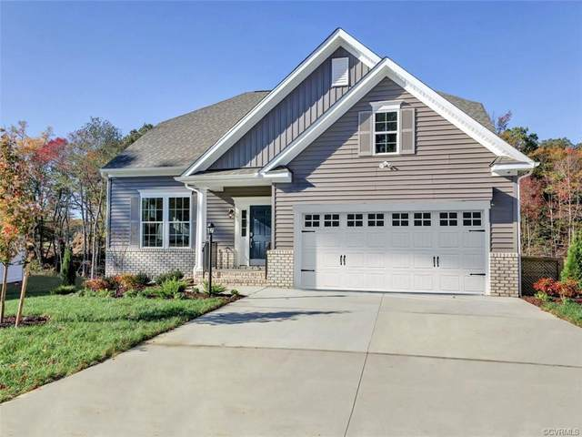 Lot 3 Honeybee Drive, Mechanicsville, VA 23116 (MLS #2035118) :: The Redux Group