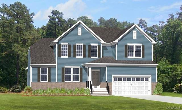 Lot 4 Honeybee Drive, Mechanicsville, VA 23116 (MLS #2035121) :: The Redux Group