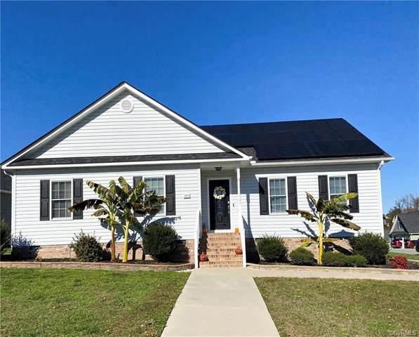 3937 Shenandoah Circle, Hopewell, VA 23860 (MLS #2035154) :: Treehouse Realty VA