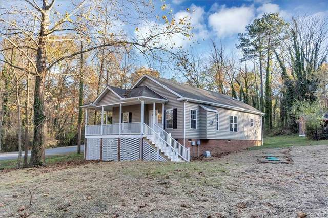 2851 Byrdhill Road, Henrico, VA 23228 (MLS #2035206) :: The Redux Group