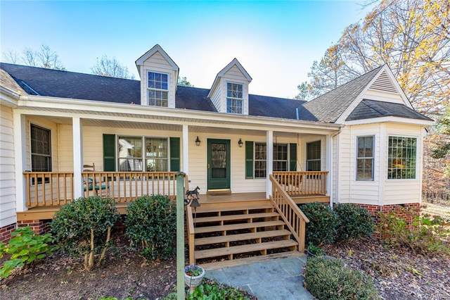 1841 Covington Road, Crozier, VA 23039 (MLS #2035218) :: Village Concepts Realty Group
